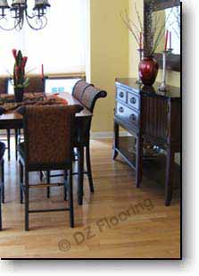 residential and commercial hardwood floor