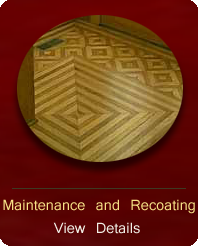 Floor Recoating and Maintenance